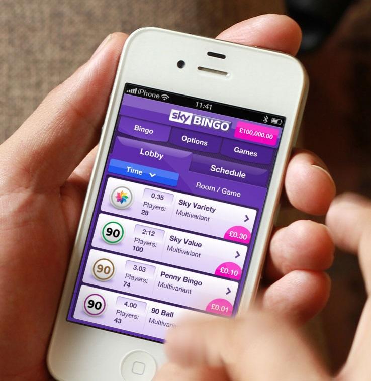 Bingo Mobile App