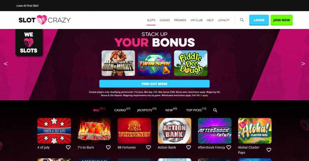 Mobile slots uk no deposit
