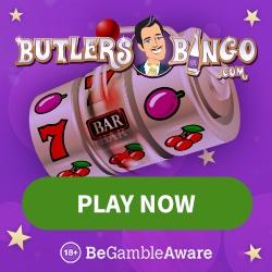 Butlers Bingo Mobile