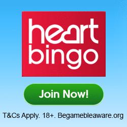 Heart Bingo Mobile